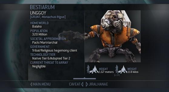 Halo 3 Beastiarum